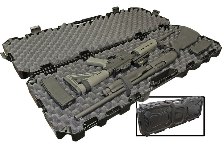 MTM Case-Gard's made-in-America Tactical Rifle Case - Photo: MTM Case-Gard