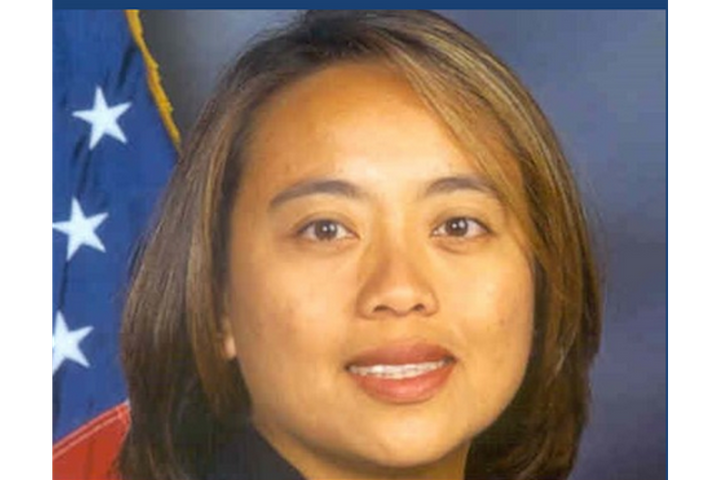 Detective Marylou Armer of the Santa Rosa (CA) Police Department died Tuesday of COVID-19. (Photo: PORAC) -
