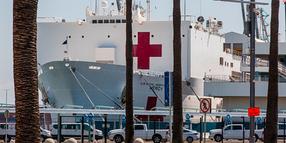California Engineer Accused of Derailing Train to Damage Navy Hospital Ship Over Coronavirus