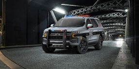 Chevrolet Announces New Police Tahoes for 2021