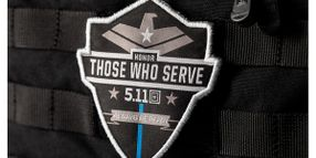 5.11 to Donate up to $25K from Sale of Police Week Patch to National Law Enforcement Memorial Fund