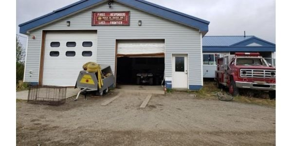 Brian Nicolai broke into the Kwethluk (AK) Public Safety Building and shot at Village Police...
