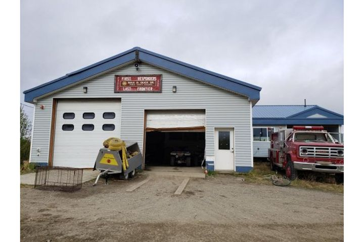 Brian Nicolai broke into the Kwethluk (AK) Public Safety Building and shot at Village Police Officers on May 16, 2020, according to state troopers. (Photo: Nicolai Joseph / Kwethluk Public Safety) -