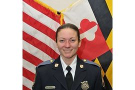 Maryland Agency Remembers Fallen Officer on 2 Year Anniversary of Her Death