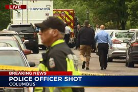 Ohio Officer Critically Wounded in Shooting