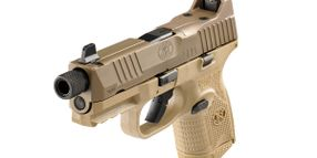 FN Releases Compact and Concealable Tactical Pistol