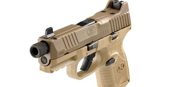 FN says the new FN 509 Compact Tactical is the smallest and most concealable 9mm tactical pistol...