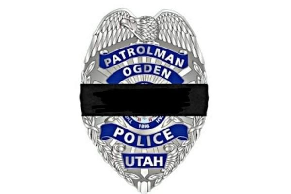 An officer with the Ogden (UT) Police Department was fatally shot as police responded to a 911 call from a woman who said she was in fear of losing her life on Thursday afternoon, telling the call takers that her husband was threatening to kill her. - Image courtesy of Ogden Police Department / Facebook.