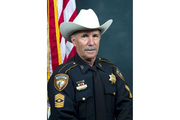 Sergeant Raymond Scholwinski died after a weeks-long battle with COVID-19. - Image courtesy ofHarris County (TX) Sheriff's Office.
