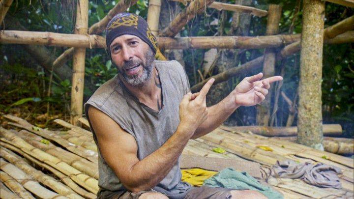 "Officer Tony Vlachos of the Jersey City Police Department has won the CBS reality show ""Survivor"" for the second time. (Photo: CBS) -"