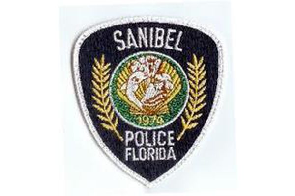 An officer with the Sanibel (FL) Police Department was injured on Sunday afternoon when the ATV he was driving collided with another vehicle. - Image courtesy of Sanibel (FL) Police Department.