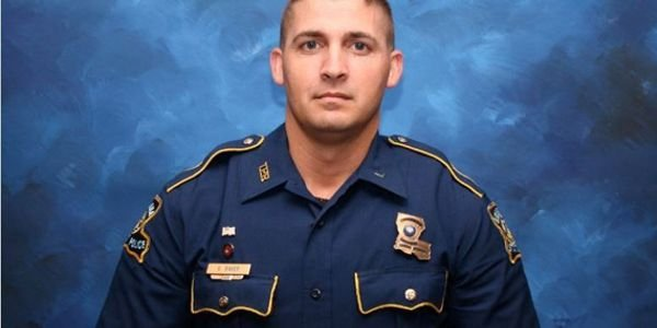 Trooper George Baker of the Louisiana State Police had sustained severe injuries while...