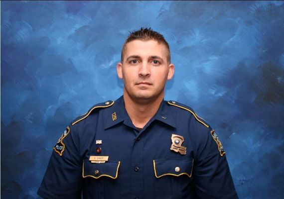 Trooper George Baker of the Louisiana State Police had sustained severe injuries while responding to a vehicle pursuit last week. - Image courtesy of Louisiana State Police.