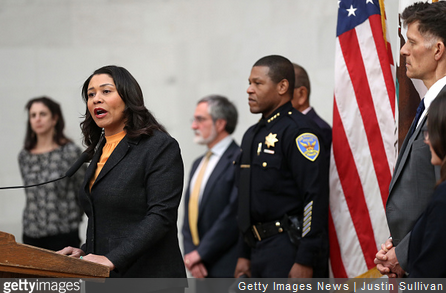 San Francisco Mayor Wants Officers to No Longer Respond to Non-Criminal Calls