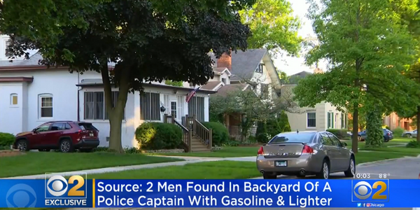 2 Men Found with Gasoline Can Outside Chicago Captain's Home