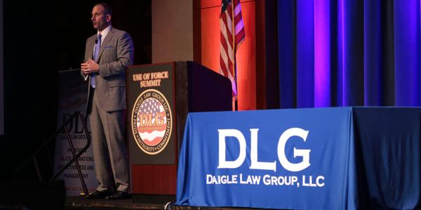 Eric Daigle, principle attorney for the Daigle Law Group and a former Connecticut State Police...