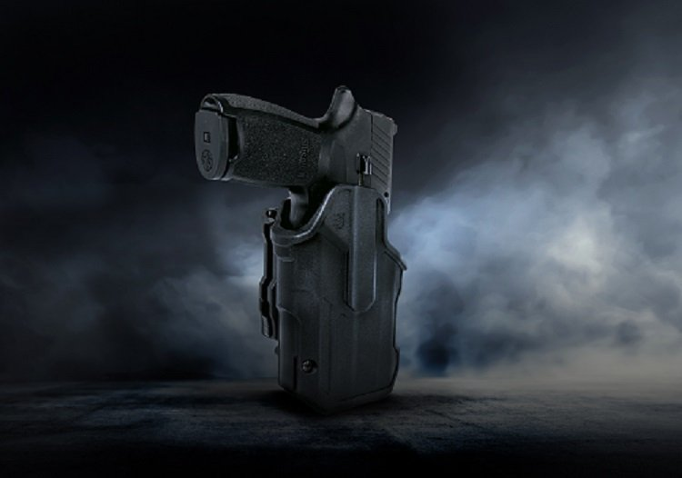 Blackhawk Adds New T-Series L2C Holster for SIG P320 TLR 7/8
