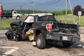 Michigan Deputy Seriously Injured in Crash