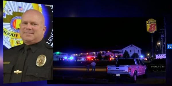 Sergeant Stephen Williams of the Moody (AL) Police Department was shot and killed Tuesday night...