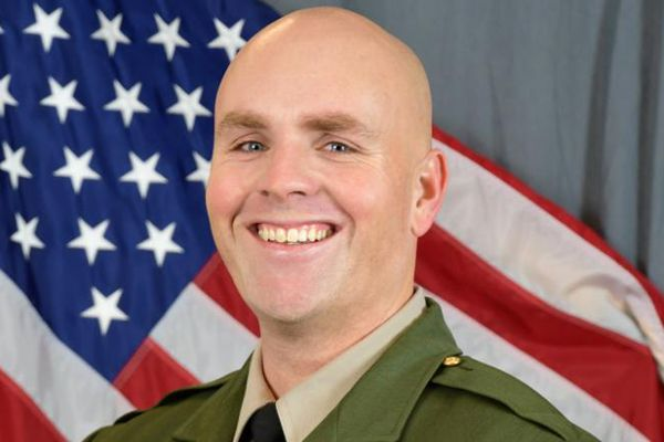 Sergeant Damon Gutzwiller of the Santa Cruz (CA) Sheriff's Office was shot and killed as he and other deputies investigated reports of a suspicious vehicle. - Image courtesy of theSanta Cruz (CA) Sheriff's Office.