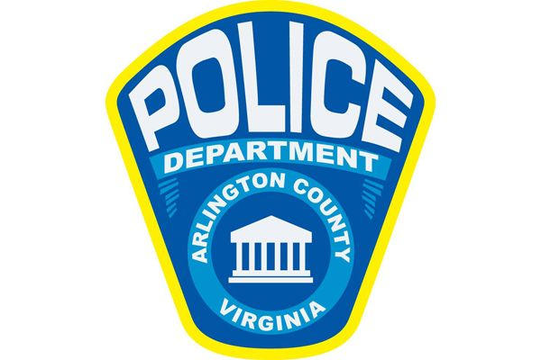 A man is accused of biting an officer with the Arlington County (VA) Police Department, after officers responded to a call that a man had knocked over store displays and stole items from local businesses. - Image courtesy of Arlington PD / Facebook.
