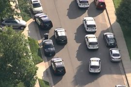 2 Colorado Officers Shot Following Pursuit of a Robbery Suspect