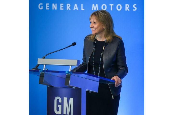 - Photo: GM