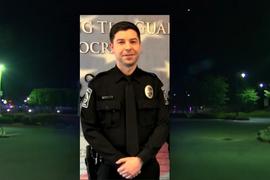 Slain Washington Officer Identified, Town Mourns, Suspect in Jail