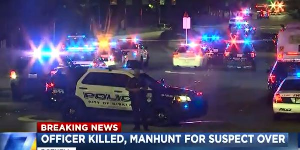 An officer with the Bothell (WA) Police Department was shot and killed and another shot and...