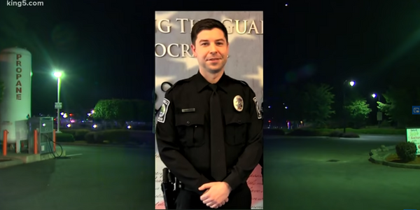 Officer Jonathan Shoop, 32, started his law enforcement career with the Bothell Police...