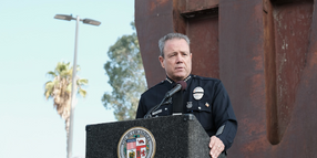 "Amid Calls for Defunding, LAPD Chief Tells Officers to ""Show Your Relevance"""