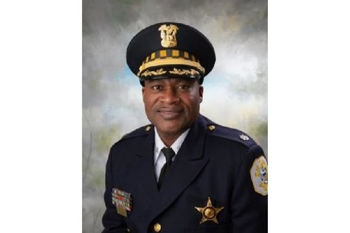 Deputy Chief Dion Boyd of the Chicago Police Department reportedly killed himself in a station Tuesday. (Photo: Chicago PD) -