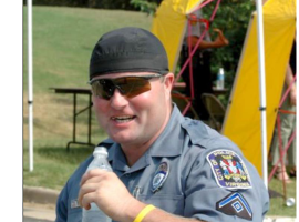 Retired Fairfax, VA, police officer Phillip A. Thiessen was riding his motorcycle in Fond du Lac County when he was struck by a vehicle and killed. Police say the attack was intentional.