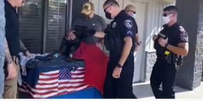 Missouri Department Mourns Loss of Beloved K-9 Due to Illness