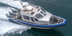 Lake Assault Boats Wins Contract for U.S. Navy Force Protection-Medium Boats