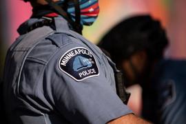 Some Minneapolis Black Leaders Oppose Disbanding Police