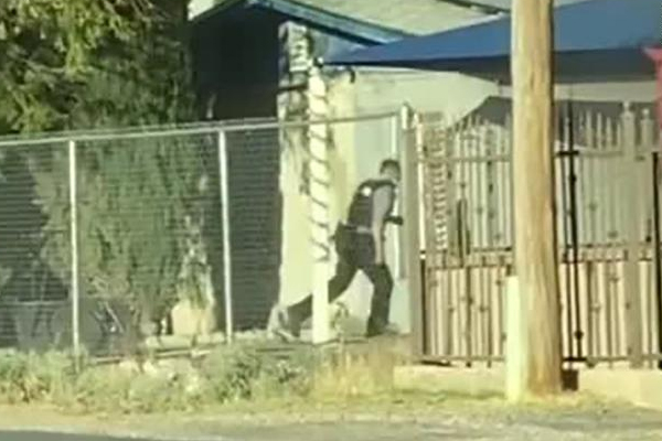 Texas Officer Rescues 8-Year-Old Boy from Burning Home