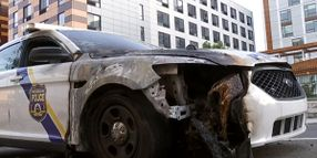 Multiple Philadelphia Patrol Cars Burned Over the Weekend