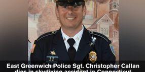 Rhode Island Officer Dies in Off-Duty Skydiving Accident