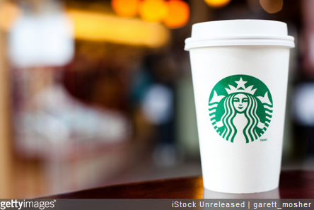 NJ Starbucks Worker Charged with Spitting in Officers' Drink