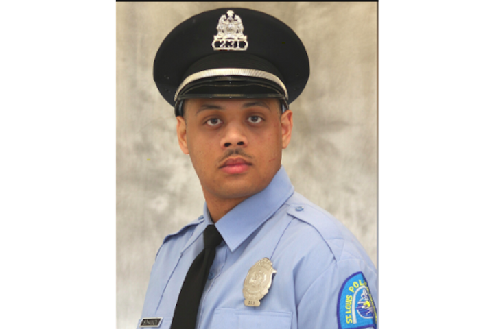 St. Louis Officer Tamarris Bohannon responded to a shooting call Saturday when a man shot him in the head and he was mortally wounded. (Photo: St. Louis PD) -