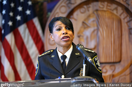 Seattle Chief Says She Resigned Over City Council Not Seeking Her Advice, Disrespect to Officers