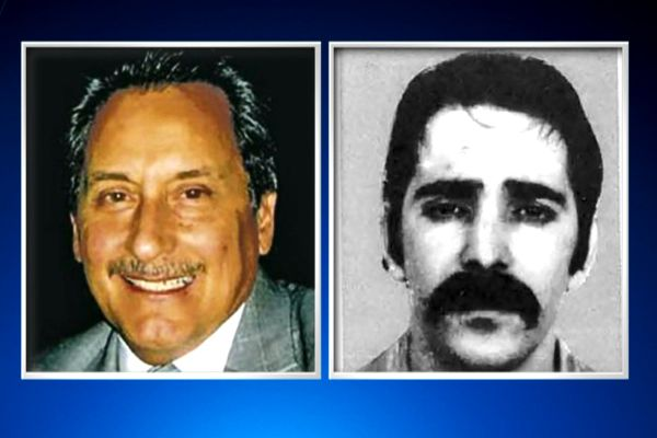 The FBI arrested 77-year-old Lawrence Pusateri—who also goes by the names Luis Archuleta and Ramon Montoya—in New Mexico on Wednesday. - Screen grab of news report.