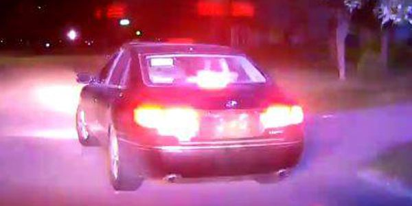 An officer with the Washington (IA) Police Department was dragged by a vehicle for several...