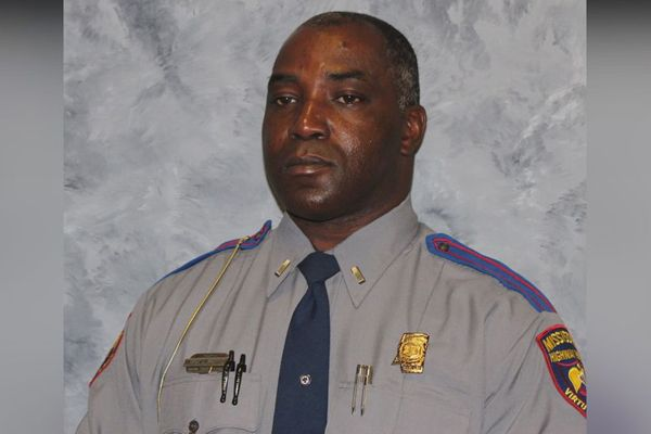 Lieutenant Troy Morris—a 27-year veteran of the Mississippi Highway Patrol who also worked part time for the United States Postal Service—was found shot dead in his delivery truck. - Image courtesy of the Mississippi Highway Patrol.