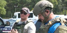 U.S. Marshals Rescue Dozens of Missing Children in Georgia