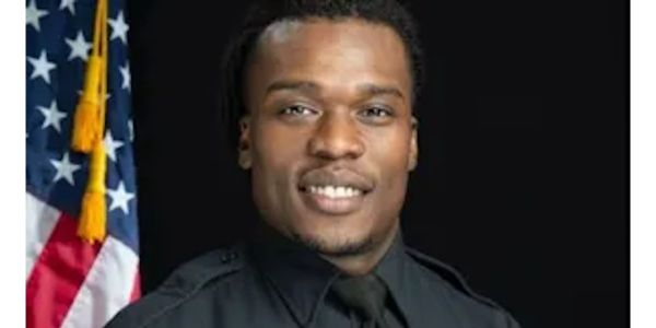 Officer Joseph Mensah of the Wauwatosa, WI, police was attack by a mob at his home Saturday....