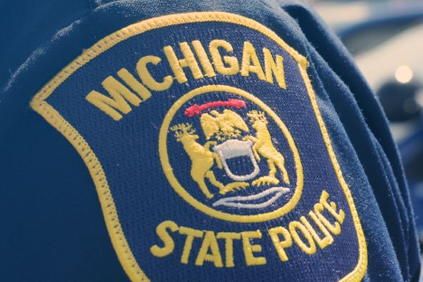 The Michigan State Police said on Thursday morning that troopers have been in a lengthy standoff in Mancelona with a man who assaulted an officer with the Petoskey (MI) Police Department. - Image courtesy of Michigan State Police / Facebook.