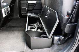 OPS Public Safety AnnouncesNew Secure Underseat Storage for Pickups