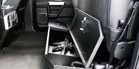 OPS Public Safety Announces New Secure Underseat Storage for Pickups